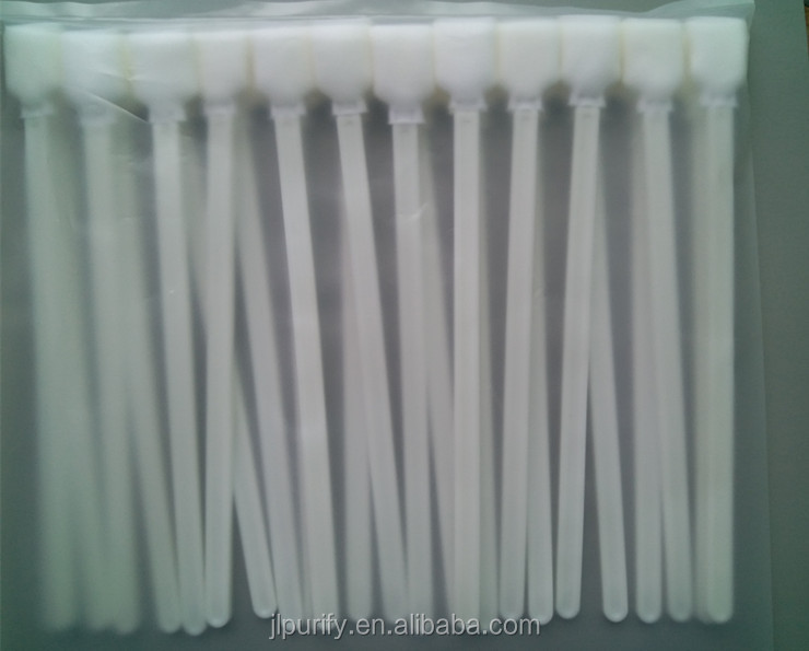 Hot sale!!competitive price long handle high-density foam swabs