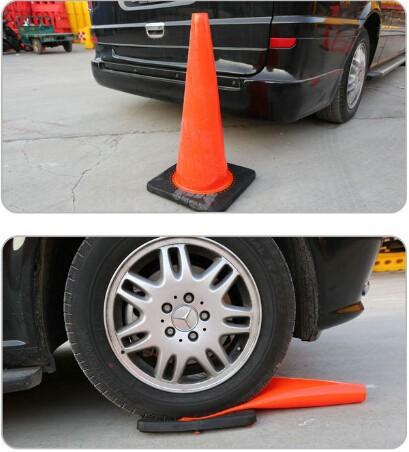 70cm EVA used traffic cones,traffic safety equipment eco-friendly material