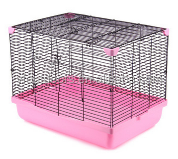 Small animals application cages , carrier & house type metal rat cage