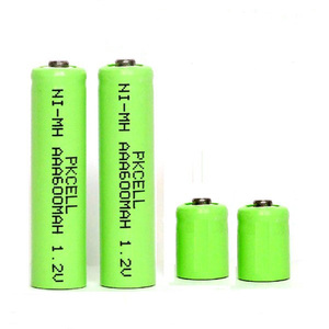 NI-MH Battery 1.2V 1/4AAA 80mAh Mini Rechargeable battery