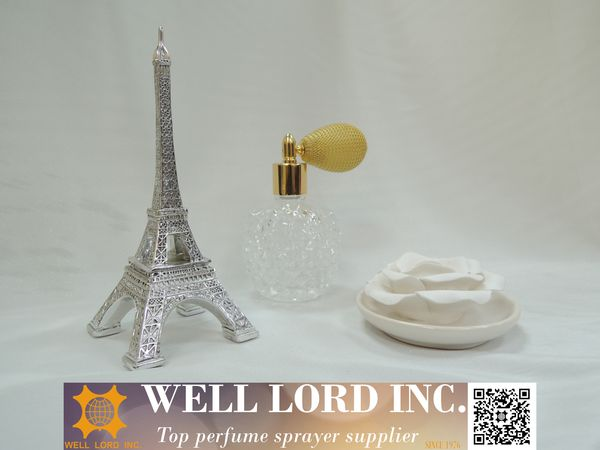New arrival fancy classical oud perfume bottle