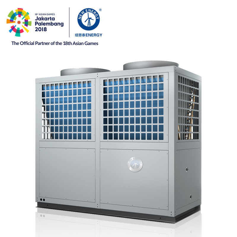 NEW ENERGY G10D 40KW Air Source EVI Heat Pump for House Heating