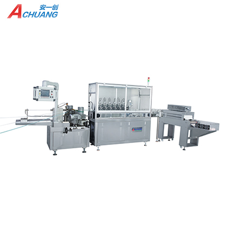 High Speed Multi-Cutters Paper Straw Making Machine