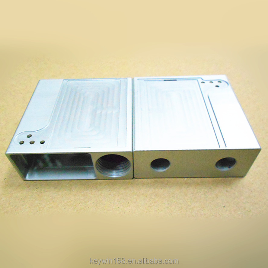 Precision CNC machining OEM aluminum 6061-T6 turning parts