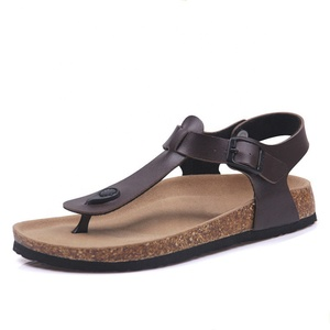 b914d31bb1bd Cheap wholesale high quality flip flop shoe cork sandals for women