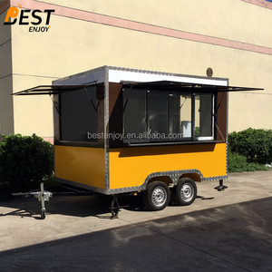 High quality & best price shaved ice cart shanghai mobile food cart scooter food cart