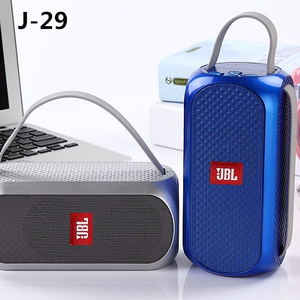 2 Horns and 2 viberational film outdoor portable wireless blue tooth speaker