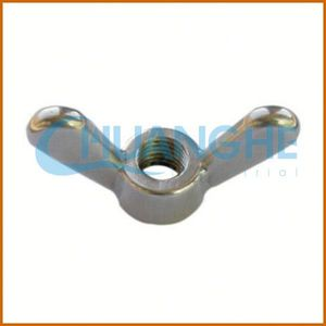 alibaba china tie rod nut/ tie rod end/fasteners/ wing nut with two anchors/