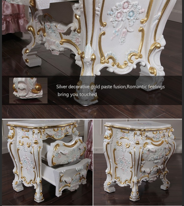 Italian Style Furnitureantique Reproduction French Style