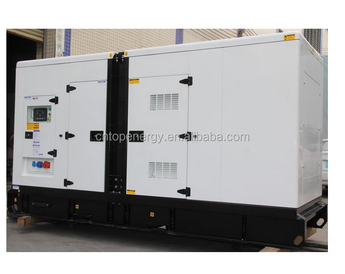 China Manufacturer Standby 110kva/88kw Er Cooled 4 Cylinders P150 ...