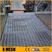 Flat Bar Steel Gratings for Oil Industry for Middle East