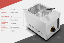 Chuangyu Hot China Products Wholesale Gas Chicken Pressure Fryer For Gas Frying