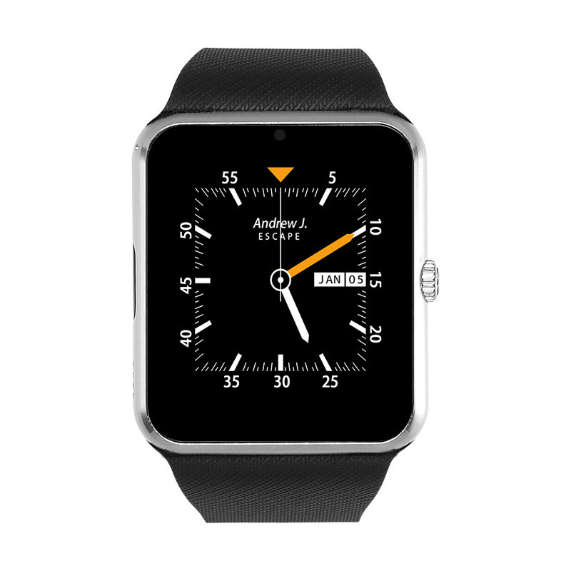 SIM Card Bluetooth Smart Watch GT08 Plus Smartwatch for Apple iOS iPhone 5 6 7 Plus DZ09 Huawei Xiaomi Samsung Android Phone