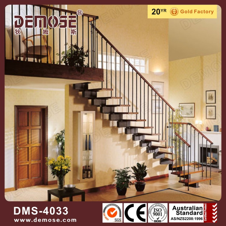 Merveilleux Low Cost Straight Wood Staircase Design   Buy Low Cost Staircase  Design,Indoor Staircase Designs,Low Cost Straight Wood Staircase Design  Product On ...