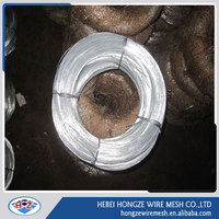 Supply high quality personal wholesale construction usage 11 gauge galvanized steel wire