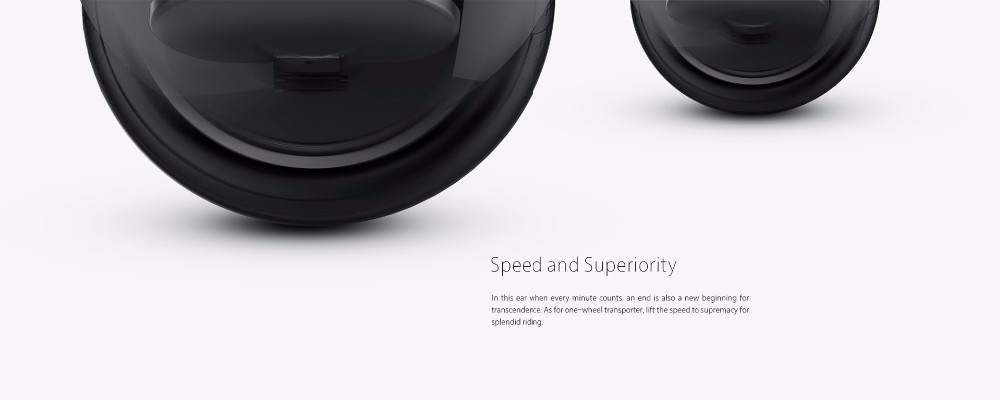 Original INMOTION SCV V8 Bluetooth Self Balancing Scooter One Wheel Skateboard Monowhee Hoverboard