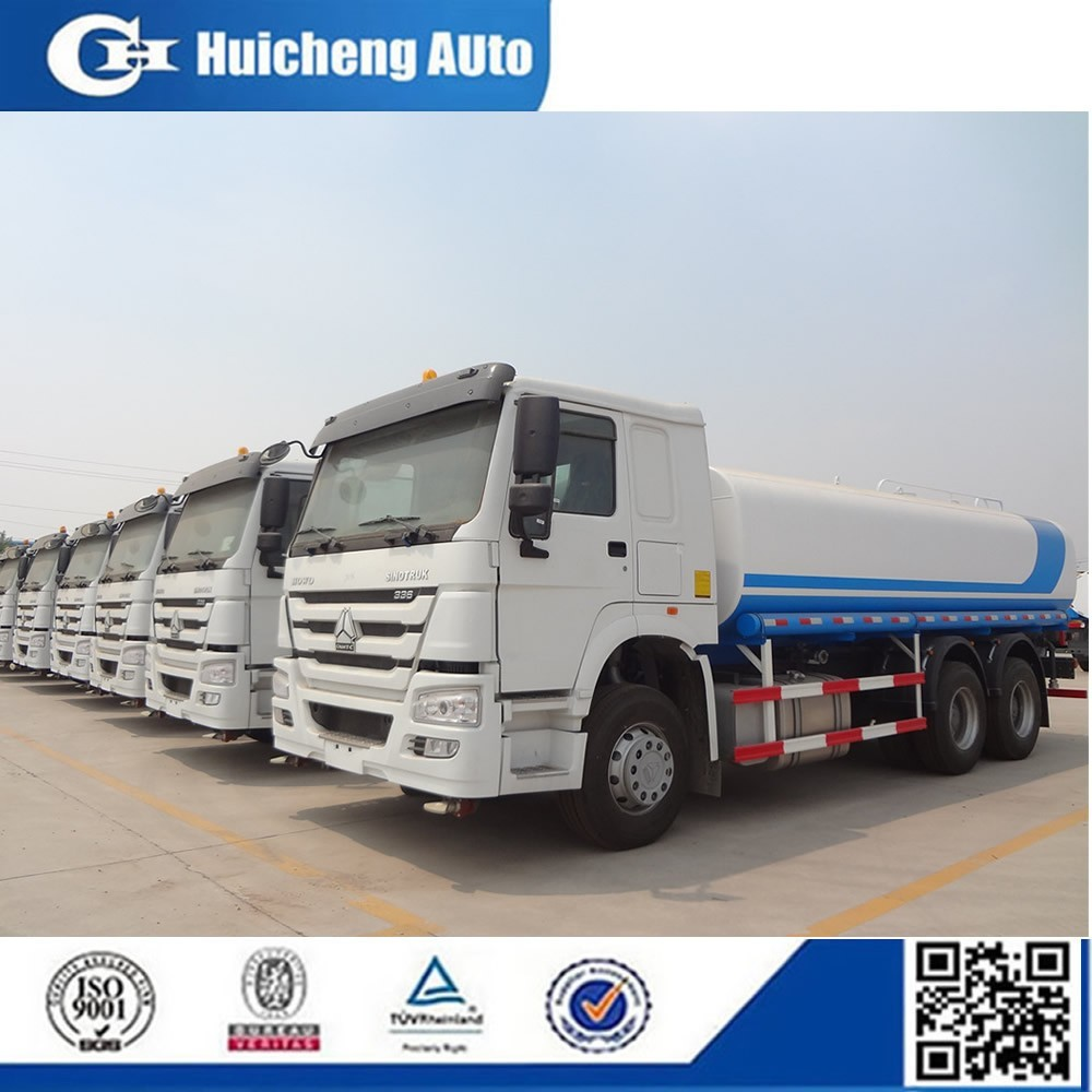 Car Parts Export In Dubai Mail: China Export Sinotruk Water Tanker Transport Truck Voor