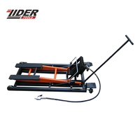 1500Lb Motorcycle/Atv Lift Jack Electric Lift Table
