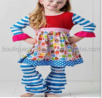 a6f340a84f1e 2018 Wholesale Baby Nightwear Christmas Sets Matching Family Pajamas ...