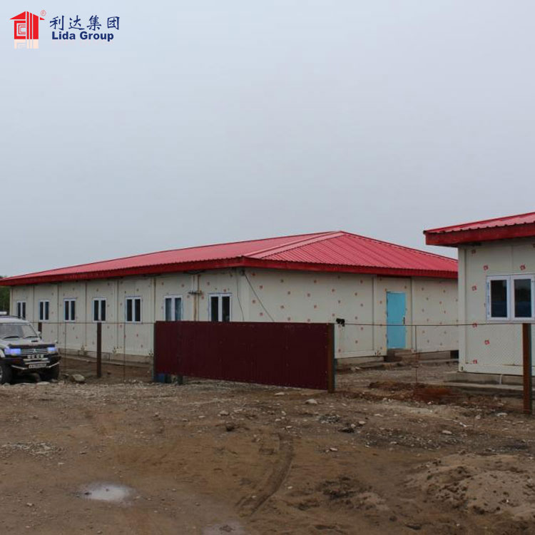 20ft 40ft Container Homes Portable Houses Modular For Kenya Worker