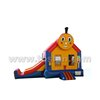 Cheap clown inflatable bouncy castle inflatable combo on sale A3094