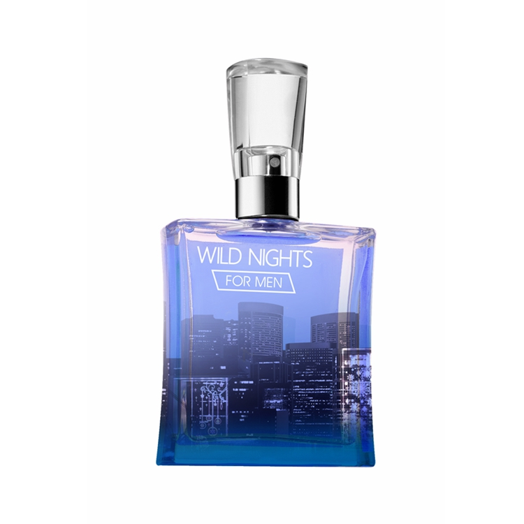75ML Blue glass bottel wholesale OEM men's perfume perfumes with pheromones