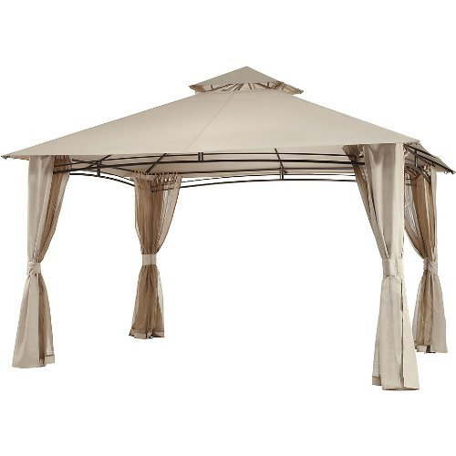 get quotations garden winds replacement canopy for the waterford gazebo - Garden Winds Gazebo