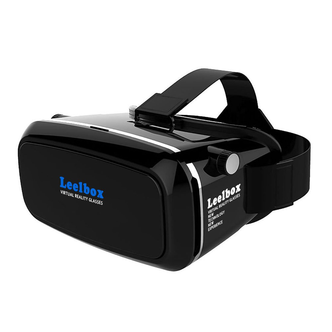 43e8fd82a71 Leelbox 3D VR Glasses Google Cardboard 360 degree Viewing Immersive Virtual  Reality 3D Video Games Glasses