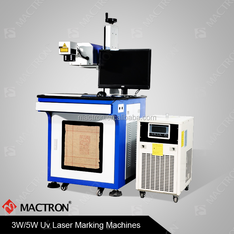 UV Laser Marking Machine In Ultra-fine Laser Process Of High-end Market