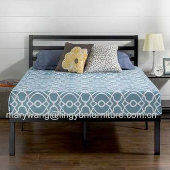Best Quality And Low Prices Metal Single Bed Hostel Furniture Home Use