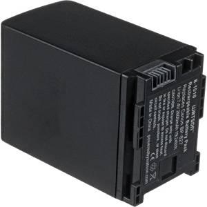 Watson BP-827 Lithium-Ion Battery Pack (7.4V, 2600mAh) -Replacement for Canon BP-827 Battery Canon HF-10 , HF-100 , HF-11 , HF-20 , HF-200 , HF-21 , HF-G10 , HF-G20 , HF-M30 , HF-M300 , HF-M306 , HF-M31 , HF-M32 , HF-M36 , HF-M40 , HF-M400 , HF-M406 , HF-M41 , HF-M46 , HF-S10 , HF-S100 , HF-S11 ,
