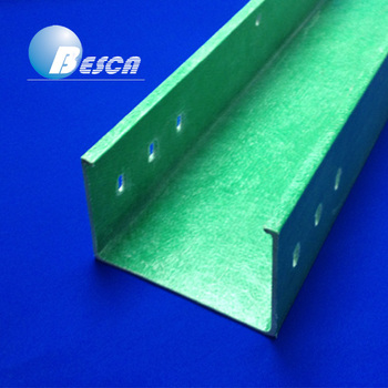 BT7 Besca Manufacture Fiberglass Reinforced Plastics FRP/GRP Cable Trunking Supplier