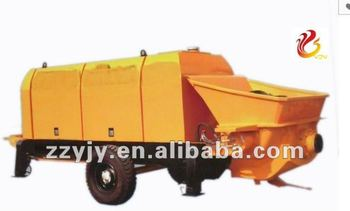 concrete transportation pump ,mini concrete pump