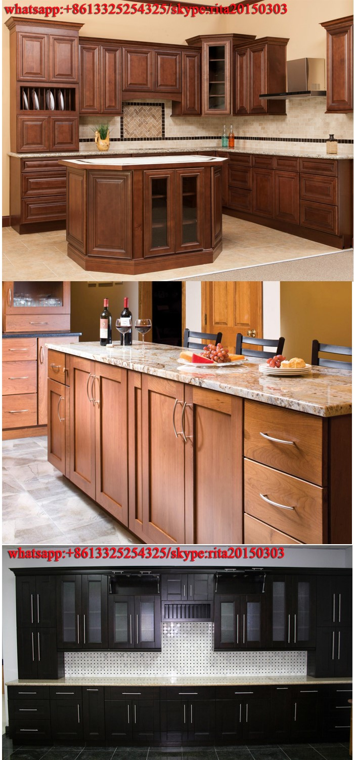 Best quality modular self assemble rta kitchen cabinet for Best quality kitchen cabinets