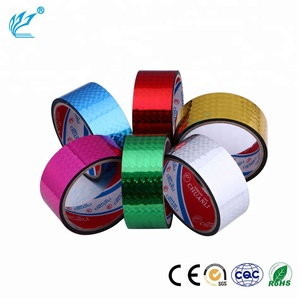 custom printed reflective tape Different Colors Infrared Reflective Tape