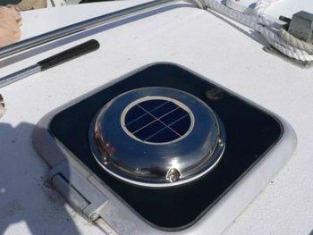 Solar Ventilator Fan For Boat Buy Marine Ventilation Fan