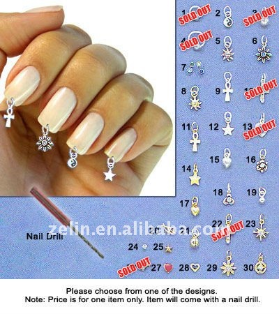 Surgical Steel Nail Tip body piercing jewelry
