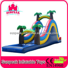 2013 Surf Inflatable Water Slide for Commercial Usage
