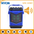 2018 New Arrival Active Type HIFI Stereo Sound Outdoor Karaoke Speaker With Microphone