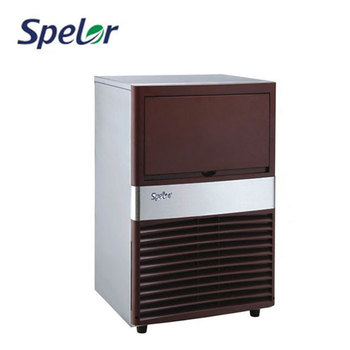 400w Excellent Quality Air Cooling Commercial Used  Automatic Ice Cube Maker Machine