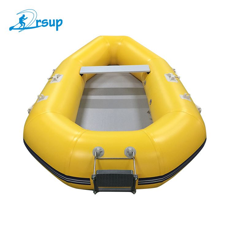 INFLATABLE BOAT INFLATABLE ROWING RAFT BOAT KAYAK CANOE