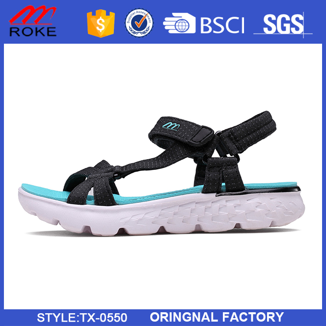 New Design Mesh Upper Sports Sandal From Directly Factory In China