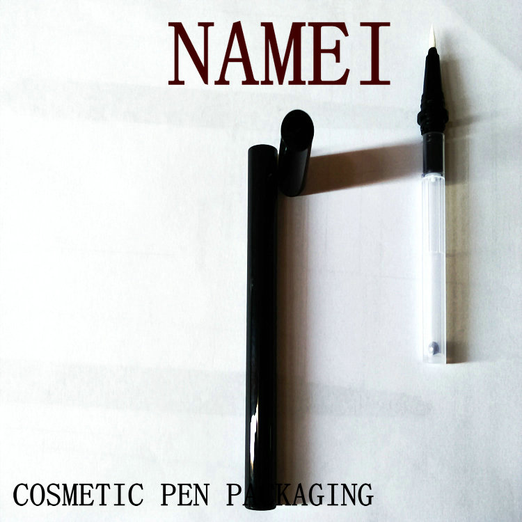 The latest trend Convenient use waterproof customized empty eye liner pencil packaging