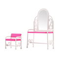 Dressing Table Chair Accessories Set For Dolls Bedroom Furniture Toy