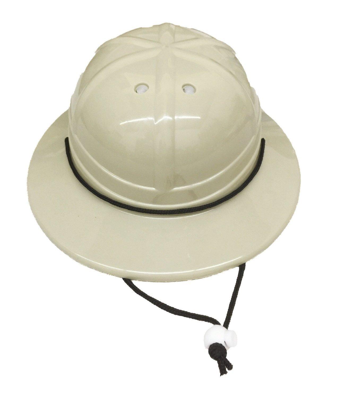 407d81079a66d GiftExpress Kids  Hard Plastic Safari Pith Helmet (Gray ...