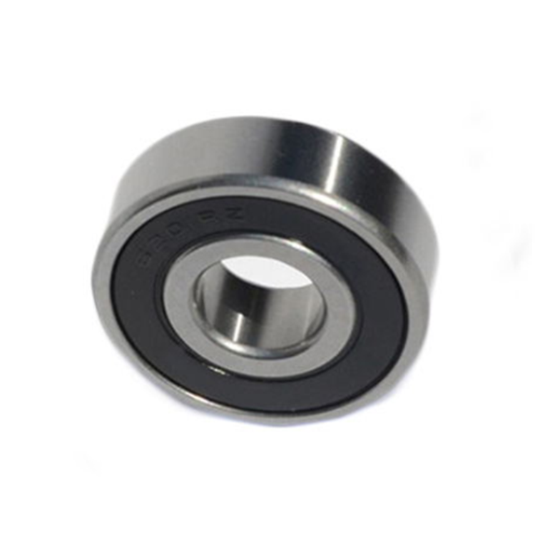 6001 POM nylon cage plastic bearing with glass ball