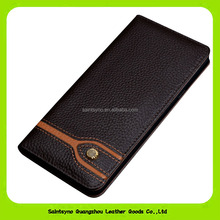 16173 Custom leather mobile phone case PU leather protector for Iphone