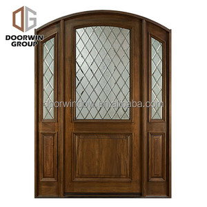 Arched French Doors Interior Main Entrance Door Design