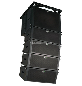 LA12.12 2*12 inch line array sound system from guangzhou