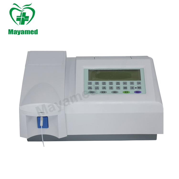 MY-B010H Factory supply Cheapest Laboratory equipment Semi Auto Chemistry Analyzer